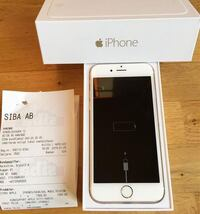 Apple iPhone 6 32GB -Gold- Sweden