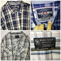 Marc Ecko cut and sew shirts