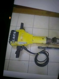 yellow and black DeWalt corded power tool Los Angeles, 90032