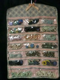 37 Old Avon Jewelry Lot With The Hanging Bag Norfolk, 23505