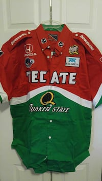 d9b766a97ee Used Adrian Fernández crew team jersey for sale in Laredo - letgo