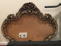 Antique mirror frame only  Sunnyvale, 94087