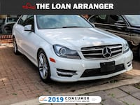 2014 MERCEDES-BENZ C300W4M C CLASS and 100% approv Toronto