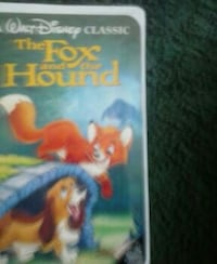Walt Disney's the Fox and the hound