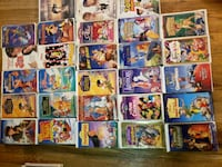 Big collection of vhs disney and more Renton, 98055