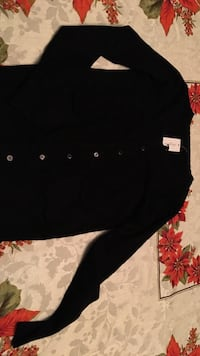 black long sleeve cardigan Abbotsford, V2T 4B7