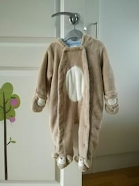 fleece overall for 3-6months 索尔纳, 171 71