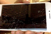 Iphone 7 with damaged screen  Brandon