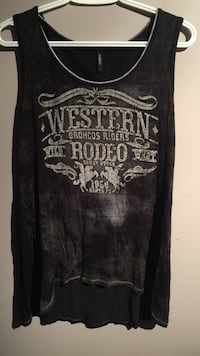 Rodeo tank with bling Red Deer, T4N 2L4