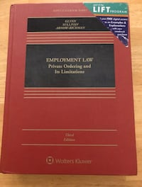 Employment Law Private Ordering and Its Limitations Third Edition