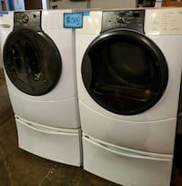 Kenmore front load Washer and dryer set  Baltimore, 21223