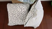 Ikea pillows with removable cover (2) Daly City, 94015