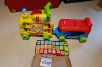 Vtech alphabet train Warrenton