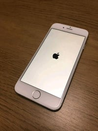 IPHONE 6 silver Mississauga, L5C 3M7