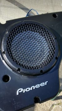 black and gray Pioneer subwoofer Welland, L3B 4S6