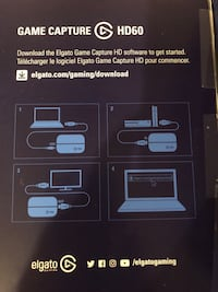Hd60 game capture  Barely used Ladera Ranch, 92694