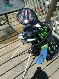 Callaway Apex 4-pw w/ Callaway fusion driver  Youngsville, 70592