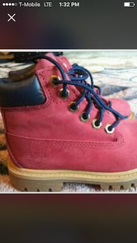 Toddlers timberland boots Chicago, 60629