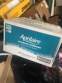 APRILAIRE automatic humidifier New in box Kenmore, 14217