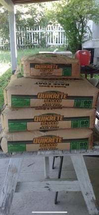 Quikrete Stucco Base Coat Commercial Use 80pound bags 10 Bags  Austin, 78741