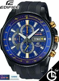 Casio Edifice infiniti Red Bull racing