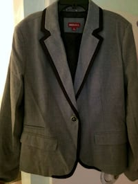 NEW Grey dress jacket size 14 Barboursville, 25504