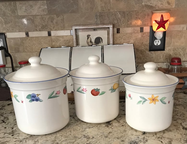 Canister set 0