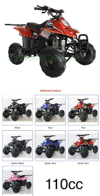 ATVS SHIPPED STRAIGHT TO YOUR DOOR!