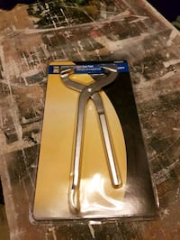 Grease and cap tool Barrie, L4N
