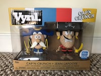 Funko POP Capn Crunch and Lafoote Washington, 20003