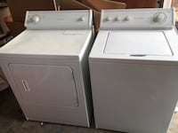 Washer and dryer set Bradford West Gwillimbury