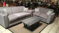 2pc Sofa and Loveseat  Norwalk, 90650