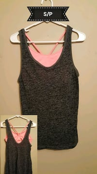 black and gray tank top Auburn, 42206