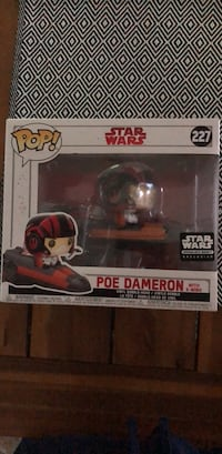 poe dameron funko pop Beacon, 12508