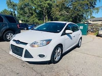 Ford-Focus-2014 Norfolk