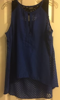 Nicole Miller High Low Tunic Woodbridge