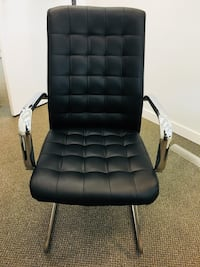 Black Office Chair Vancouver, V6H 3W1