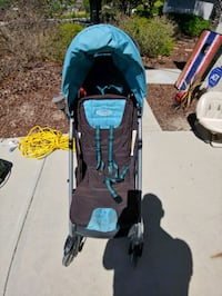 Graco Breaze Folding Lightweight Stroller