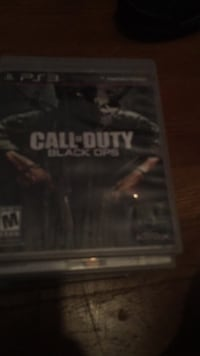 Sony PS3 Call of Duty World at War case Houston, 77092