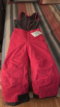 Overall snow pants for girls Toronto, M6A 2X8