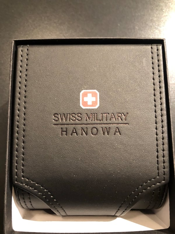 Swiss Military Hanowa Predator Analogue Chronograph Watch 5732c97d-6e73-4606-a613-cdc9ea3ed805