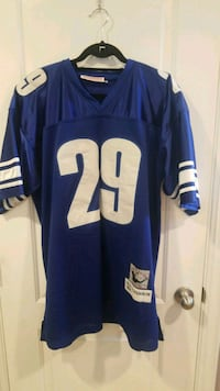 HALL OF FAME  COLTS ERIC DICKERSON #29 SIZE 54 XXL Ontario, 91764