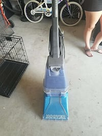 Used Blue Hoover Vacuum Cleaner For Sale In Cape Coral Letgo