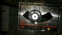 Table saw motor works dont need 35.00 St. Clair Shores, 48081