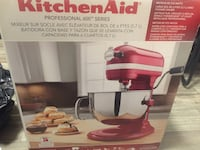 Prof.  600Series •KITCHEN AID ••BrandNEW ••  Vancouver