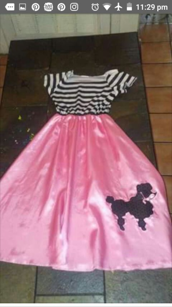 78a108bd0fef6 Used girl costume for sale in Brownsville - letgo