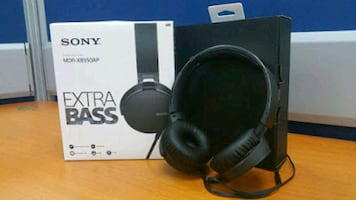 Sony Extra Bass Headphone (MDRXB