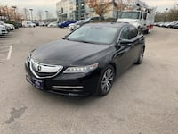 2016 Acura TLX Technology FWD Coquitlam