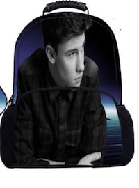 Shawn Mendes backpack 17x7x12inch. San Jose, 95121