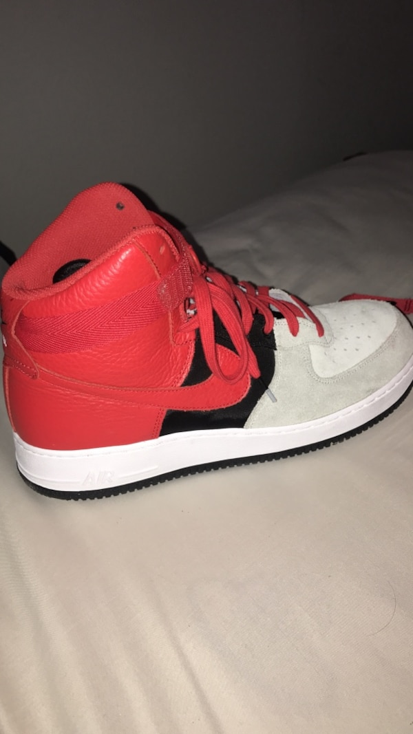 Used Nike Air Force Ones Size 11 5 For Sale In